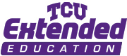 TCU Extended Education logo